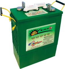 2 Volt Deep Cycle Batteries