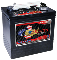 6 Volt Deep Cycle Batteries