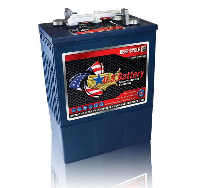 U S Battery Leader In Deep Cycle Batteries Us L16hc