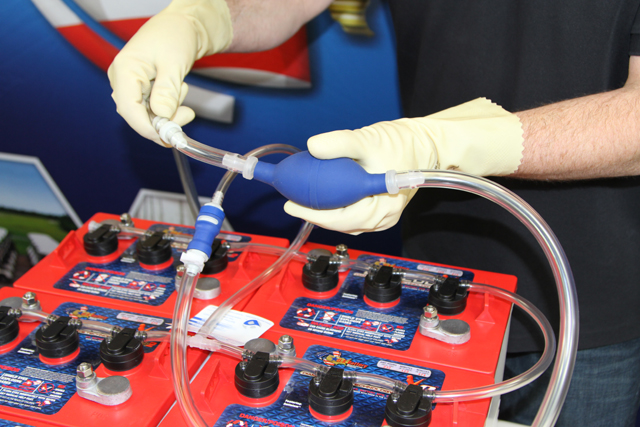 U S Battery Leader In Deep Cycle Batteries How To
