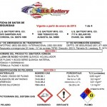 Safety Data Sheet (2015) - Wet_Spanish