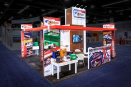 U.S. Battery Trade Show Display 2015