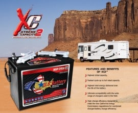 US Battery RV Deep-Cycle Batteries
