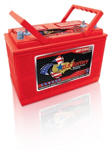 US31DC XC2 deep-cycle battery